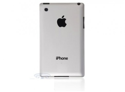 iPhone 5 có mặt sau bằng nhôm