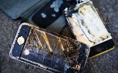 iPhone 5 phát nổ gây thương tích tại Trung Quốc