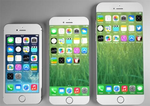 iPhone 5,5 inch sẽ có cấu hình mạnh hơn iPhone 4,7 inch