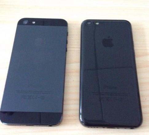 iPhone 5C giá rẻ lần đầu xuất hiện với màu đen