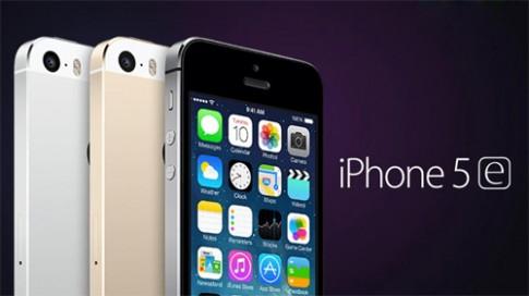 iPhone 5e màn hình 4 inch có thể ra mắt vào tháng 3