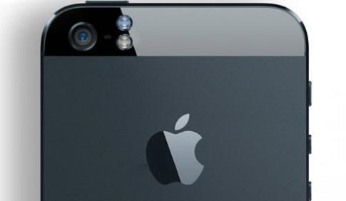 iPhone 5S có thể dùng đèn flash LED kép
