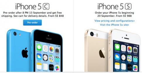 iPhone 5S có thể khan hàng vì tính năng bảo mật vân tay