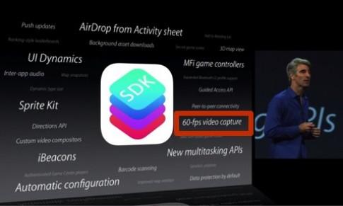 iPhone 5S có thể quay video với hiệu ứng slow motion