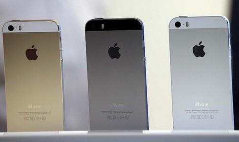 iPhone 5S quay đầu tăng giá