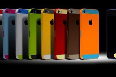 iPhone 5S 'tắc kè hoa' có thể ra mắt tháng 6/2013