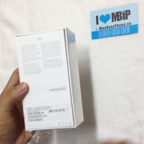 iPhone 5S trên đường về Việt Nam