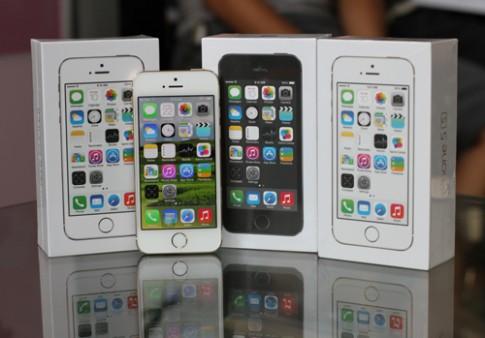 iPhone 5S và iPhone 5C đủ màu sắc ở Việt Nam