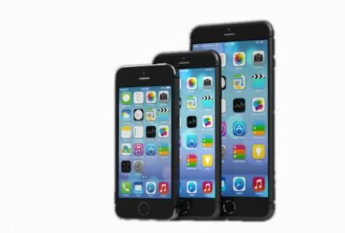 iPhone 6 4,7 inch không dùng màn hình Sapphire