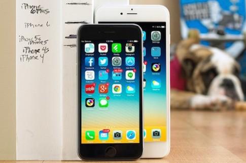 iPhone 6 bản 128 GB gặp vấn đề khởi động lại ngẫu nhiên