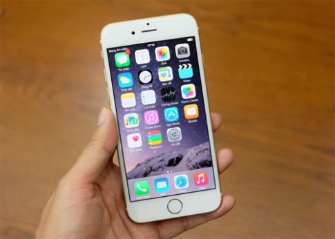 iPhone 6 bản 64 GB đắt nhưng vẫn 'cháy hàng' ở Việt Nam