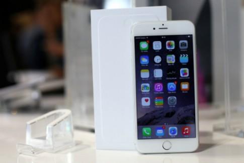 iPhone 6 chính hãng lấn lướt hàng xách tay
