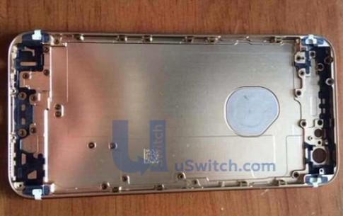 iPhone 6 có thể dùng logo Apple làm đèn báo