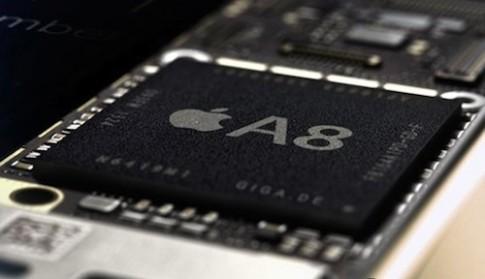 iPhone 6 có thể trang bị chip xử lý A8 bốn nhân