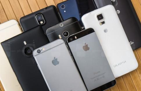 iPhone 6 đọ camera với Lumia 930 và Z3 Compact