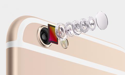 iPhone 6 Plus bi loi camera se duoc sua mien phi