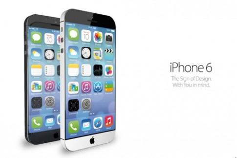 'iPhone 6 sẽ có màn hình 4,8 inch'