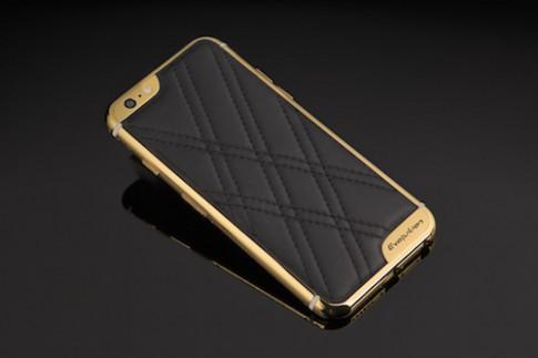 iPhone 6s độ vỏ vàng 18K có giá hơn 100 triệu đồng