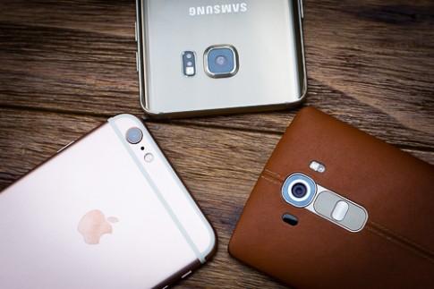 iPhone 6s Plus đọ camera với Galaxy Note 5 và LG G4