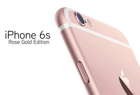 iPhone 6s Plus màu vàng hồng vừa bán đã 'cháy hàng'