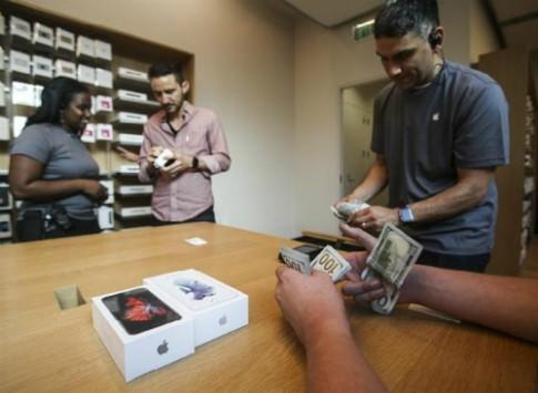 iPhone 6s và 6s Plus bắt đầu tăng giá