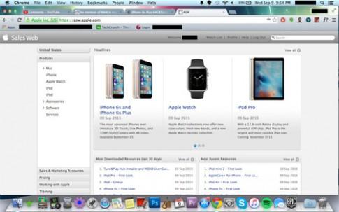 iPhone 6s và 6s Plus có thể dùng RAM 2 GB