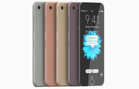 iPhone 7 có thể chỉ mỏng 6,1 mm
