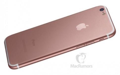 iPhone 7 sẽ loại bỏ dải nhựa ăng-ten và camera lồi