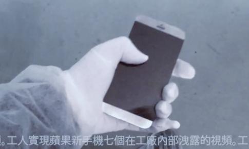iPhone 7 siêu mỏng lần đầu xuất hiện trong video