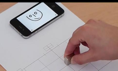 iPhone có thể nhận dạng không gian 3 chiều
