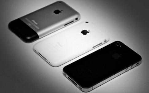 iPhone giá rẻ có thể dùng vỏ nhựa