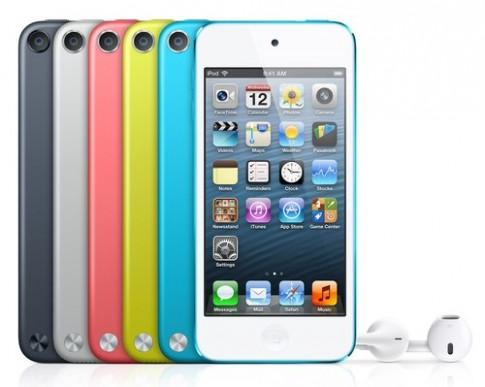iPhone giá rẻ có thể được thiết kế như iPod Touch thế hệ 5