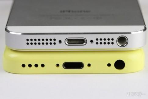 iPhone giá rẻ so dáng với iPhone 5
