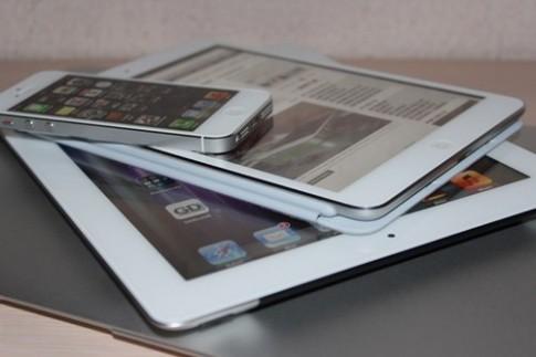 iPhone giá rẻ và iPad Mini 2 có hàng từ tháng 8