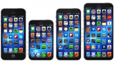 iPhone màn hình 5,7 và 4,7 inch có thể ra mắt năm nay