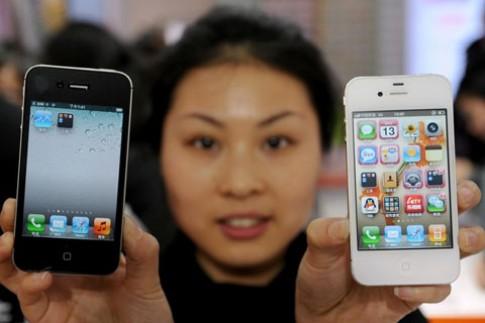 iPhone mất thị phần ở Trung Quốc