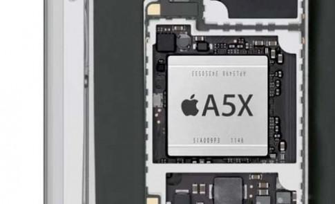 iPhone tiếp theo có thể dùng CPU A5X, màn hình 4 inch