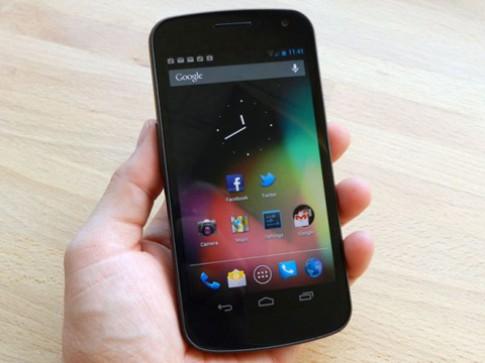 Jelly Bean trên Galaxy Nexus gặp lỗi GPS