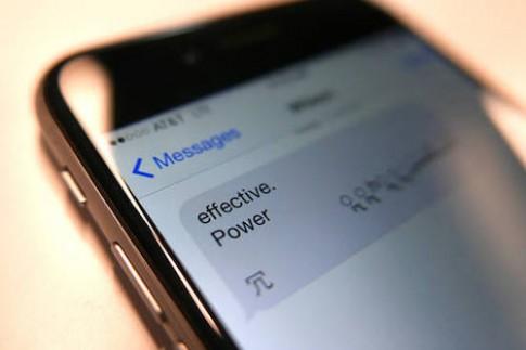 Khắc phục iPhone tự khởi động lại khi nhận tin nhắn có ký tự lạ