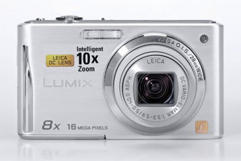 Khám phá máy ảnh Lumix FH25 của Panasonic