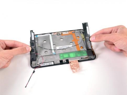 Khám phá 'nội thất' Kindle Fire HD 7 inch (tiếp)