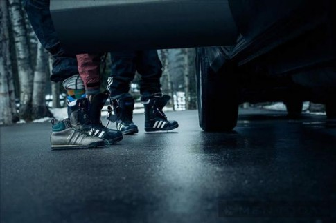 Khỏe khoắn và ấm áp cùng lookbook thu đông 2013 của Adidas