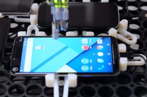 Kiểm tra độ 'lag' của máy Android