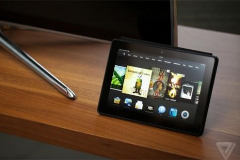 Kindle Fire HDX cấu hình cao giá rẻ trình làng