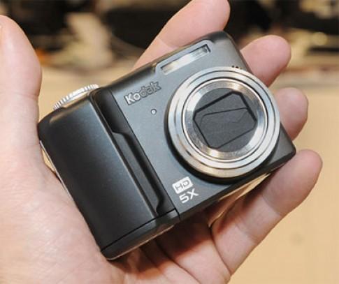 Kodak thêm máy ảnh quay video HD