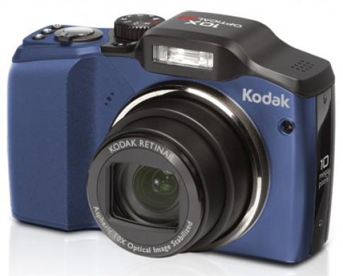 Kodak thêm một máy ảnh siêu zoom 10x