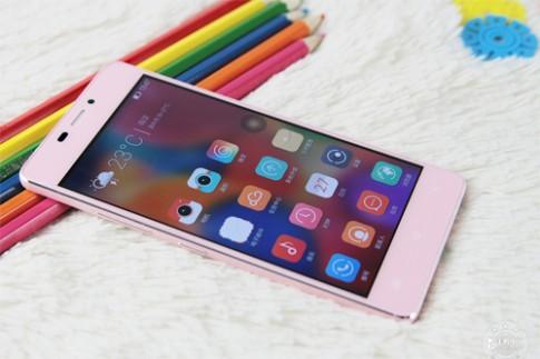 Kỷ lục smartphone mỏng nhất bị phá với Elife 5,15 mm