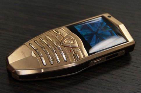 Lamborghini ra 3 điện thoại siêu sang