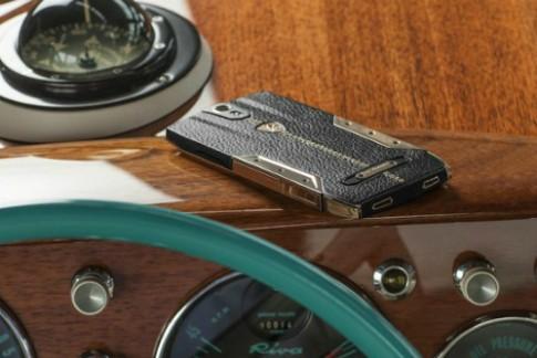 Lamborghini ra mắt smartphone Android giá 120 triệu đồng
