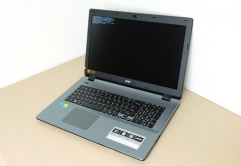 Laptop 17 inch thay thế máy để bàn giá chỉ từ 7 triệu đồng